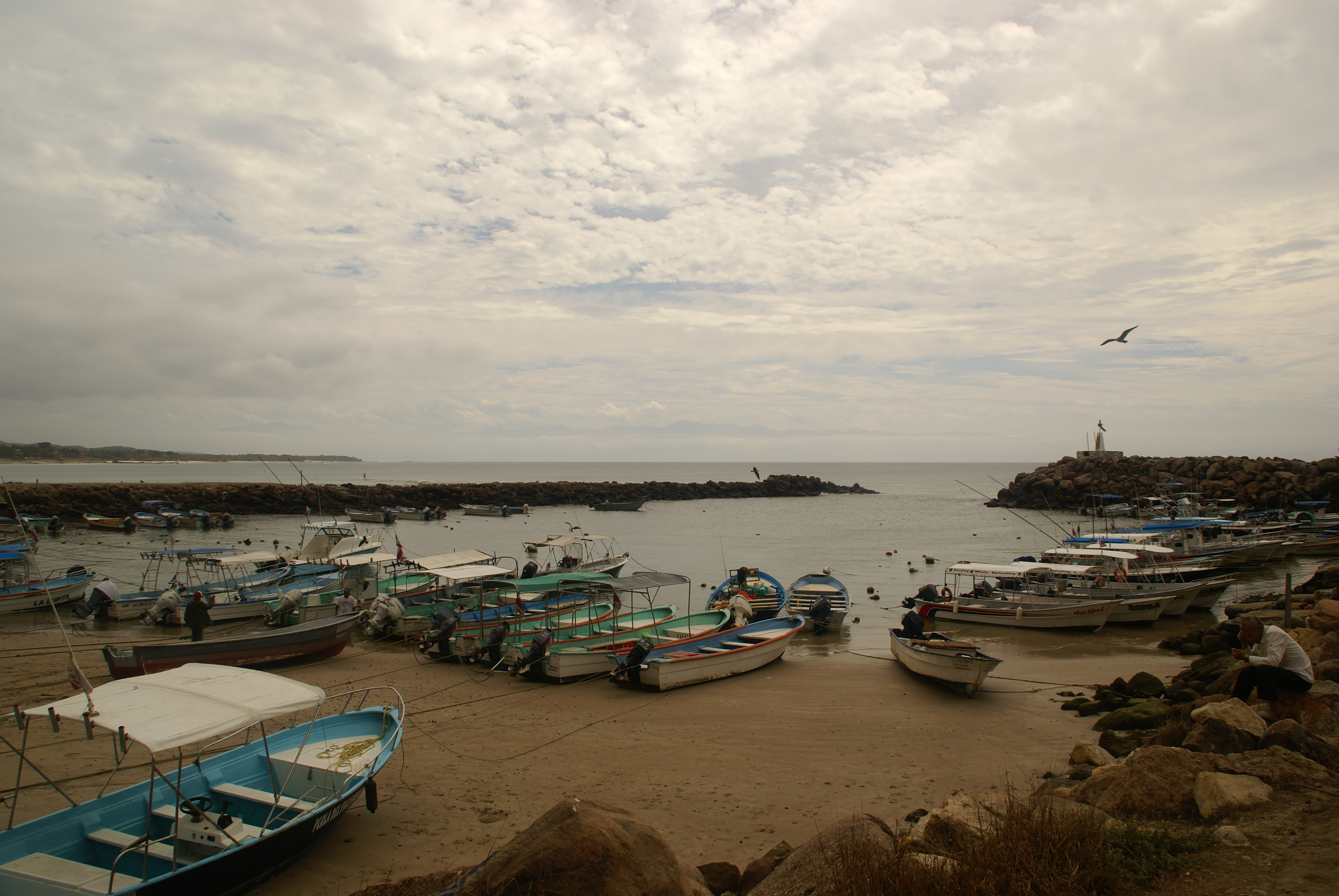 Paradise village bucerias punta mita sayulita and for Punta mita fishing