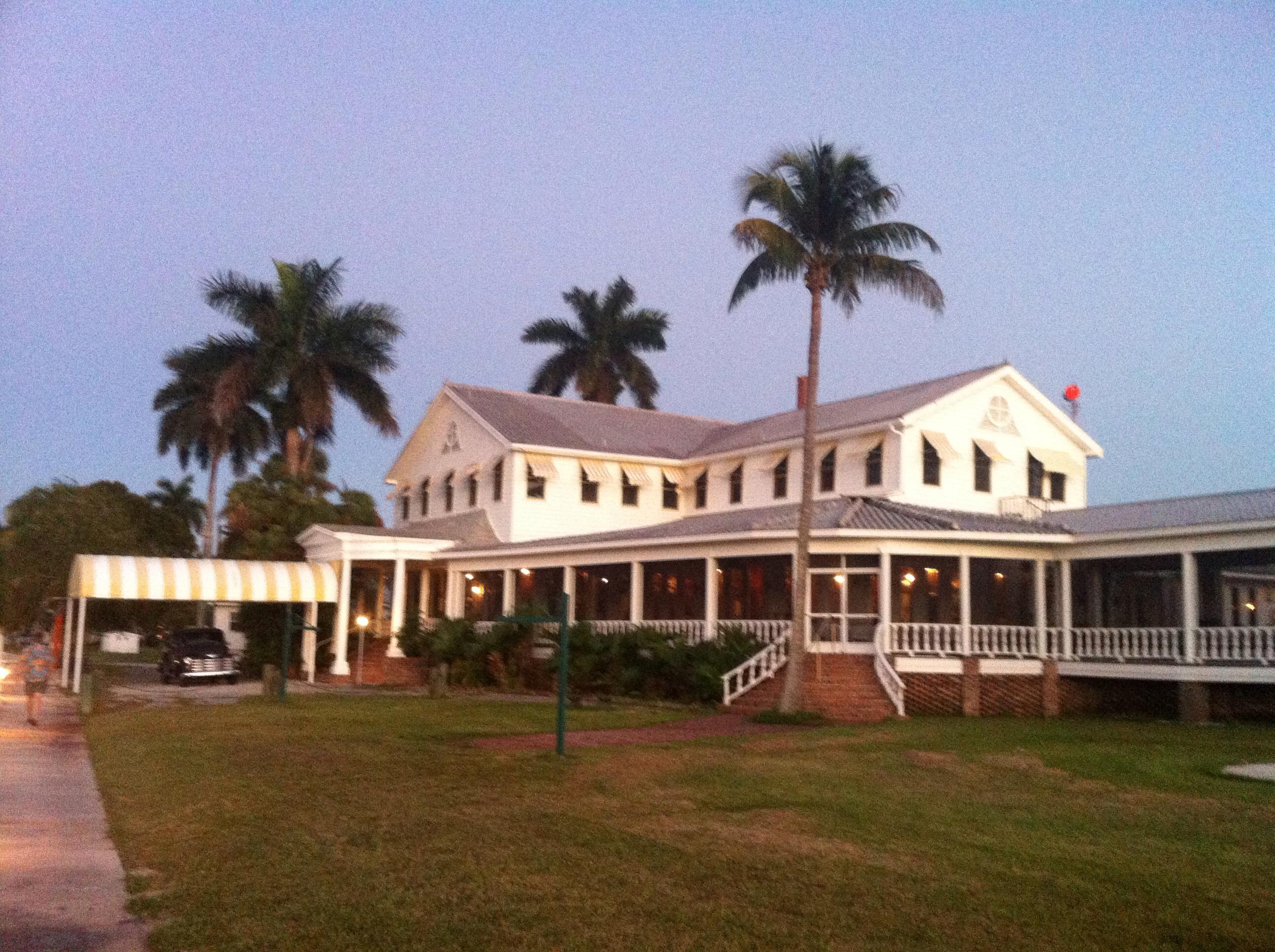 Rod And Gun Club Everglades City Hours